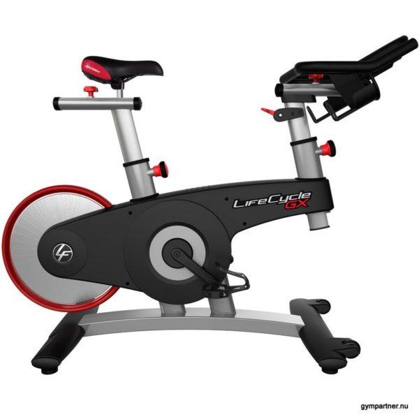 Lifecycle GX Spinningcykel med pekskärm