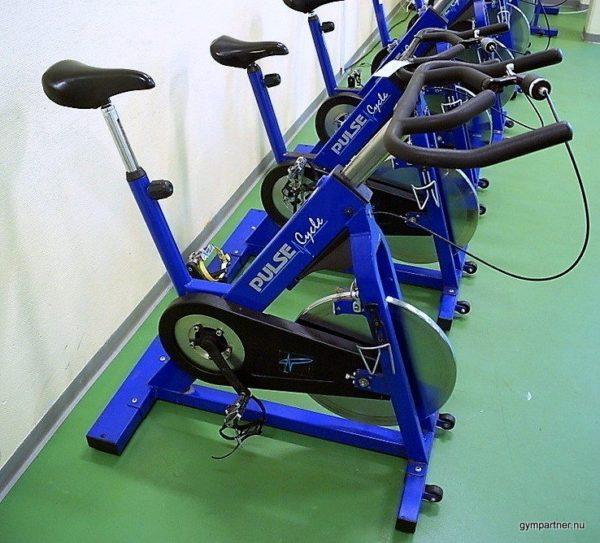 Pulse Fitness Spinningcykel