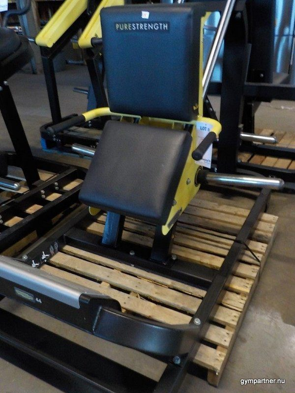 Pure Strength Vadpress 45grader