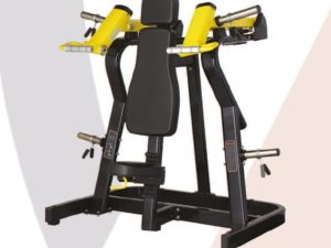 GrandMaster PRO. Shoulderpress-Axelpress Plateload