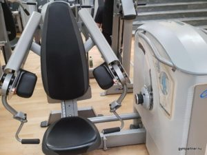 Nautilus ONE Armcurl-Bicepsmaskin