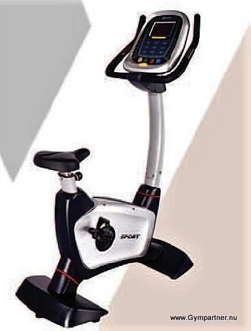 UprightBike G.P-Motionscykel