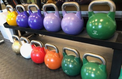 Competition Kettlebells 22kg GymPartner NF Green