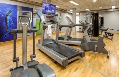 Begagnad Gymutrustning-Träningsredskap Företagsgym