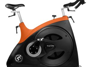 Supreme Body-Bike OrangeBlack Spinningcykel