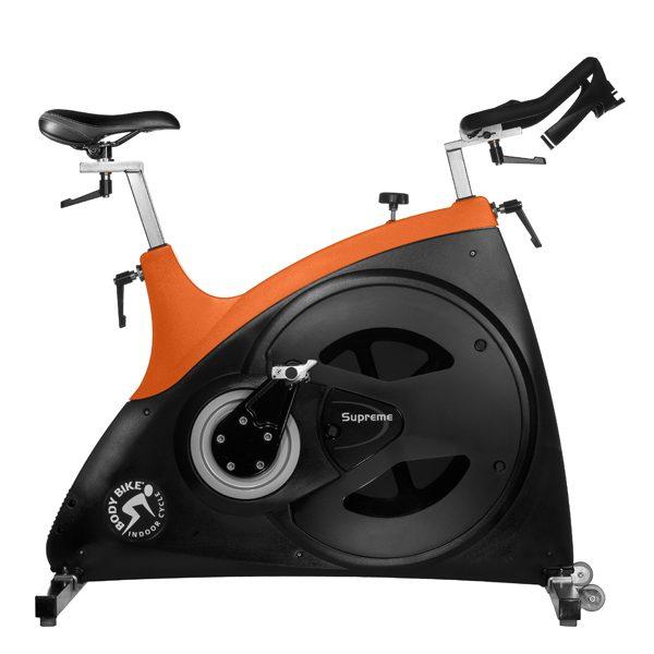 Supreme Body-Bike OrangeBlack Spinningcykel