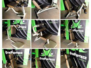 komplett gym 9 enheter Easyline