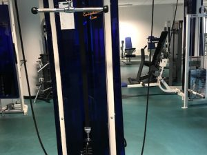 CL Fitness Fyrastationers Multigym