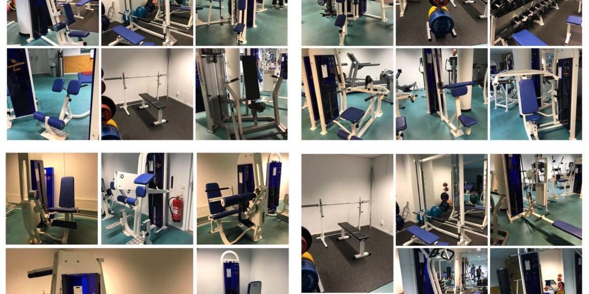 Nyinkommet komplett Gym