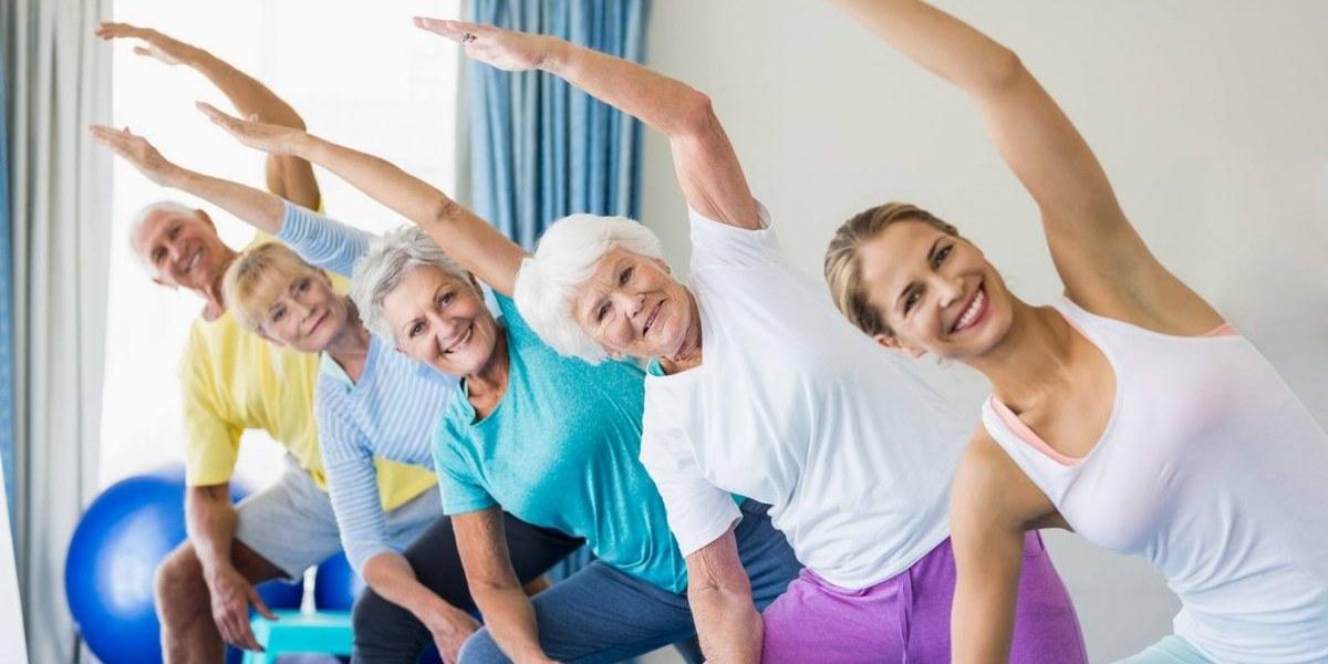 Blivande Gymägare! År 2020 kommer antalet personer som är 60 år eller äldre att passera en miljard