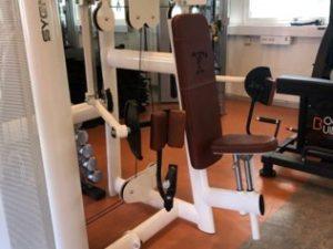 Armcurl - Biceps Curl Machine från Tyska Gym 80