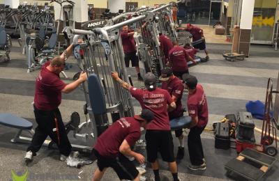 Reparatörer av Gymutrustning
