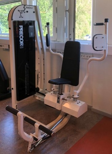 Precor by GymPartner Pec-deck-Bröstmuskelmaskin