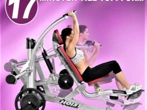 Roc-it Hoist Komplett Gym
