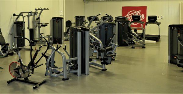 LifeFitness Gym Skara