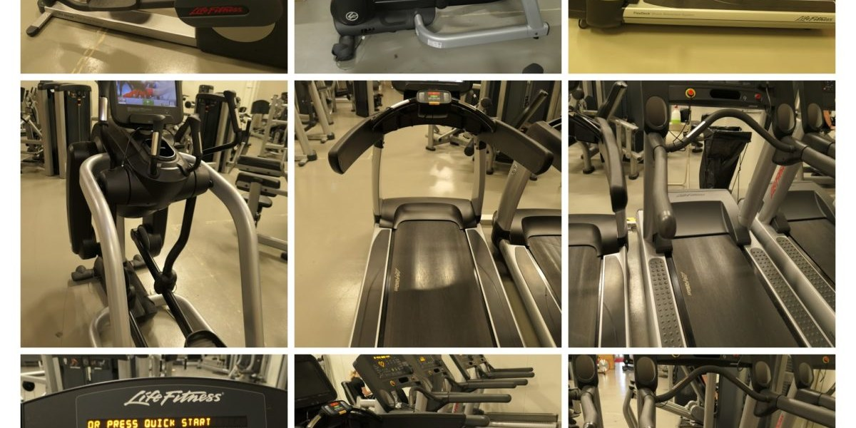GymPartners Kompletta LifeFitness Gym