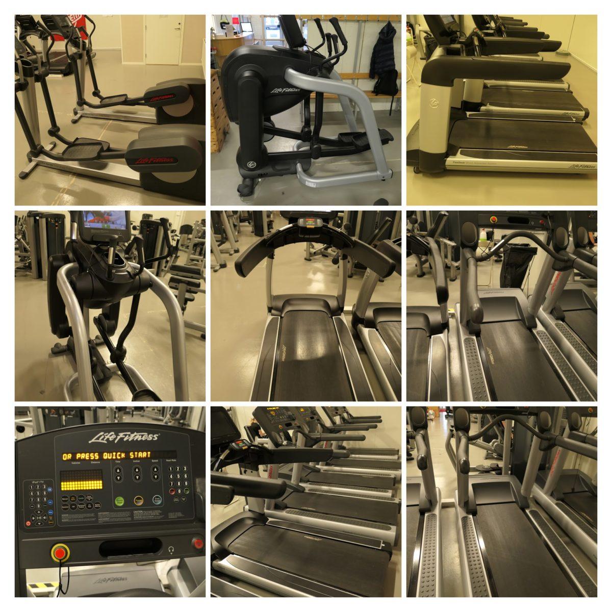 begagnad gymutrustning säljes