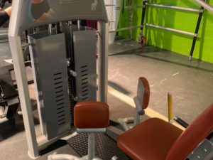 Icarian Precor Adduction-Insida Lårmaskin