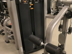 Life Fitness Insignia Lat pulldown från F& S Skara