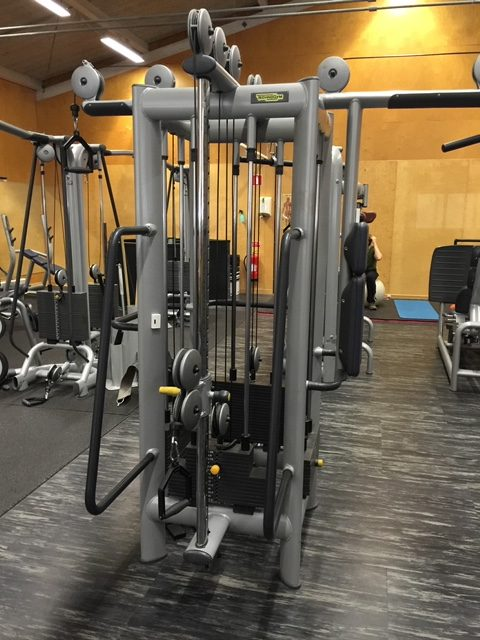Technogym Fyrastationers Cable Tower
