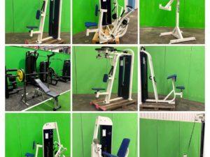CL-Fitness Komplett Begagnat Gym