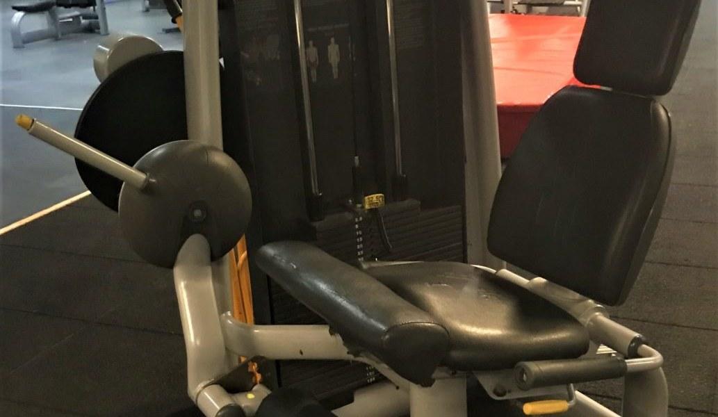 Leg extension Selectionline Technogym-GymPartner2