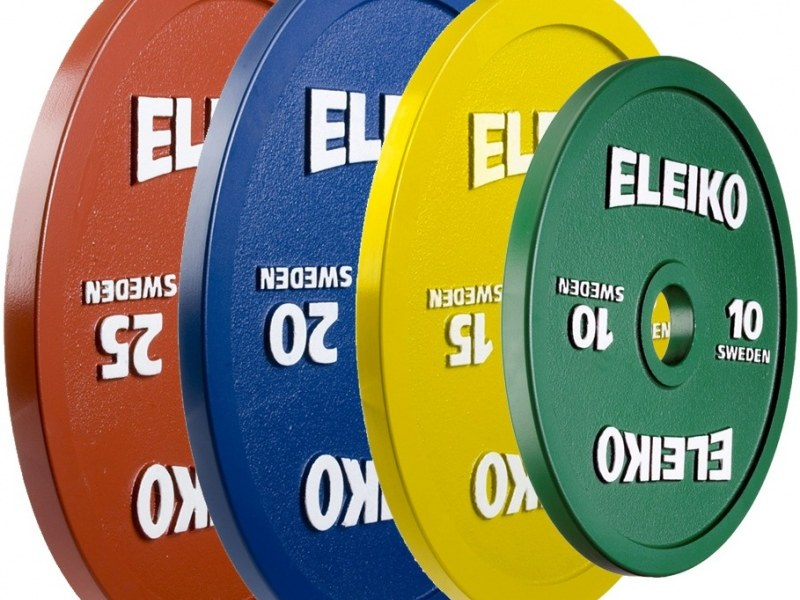Eleiko IPF-Powerlifting Competition-Disc