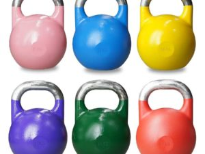8kg-48kg Competition Kettlebells