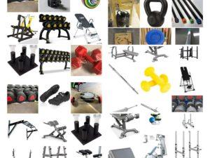 Nya GymProdukter Utförsäljning-Gymkonkurser