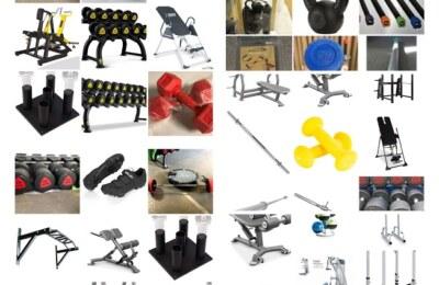 Utförsäljning-Gymkonkurser på Black Friday