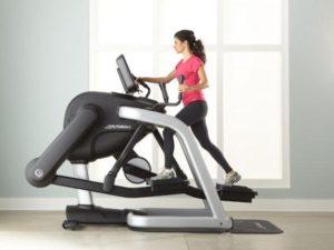 Crosstrainer Flexstrider Life Fitness