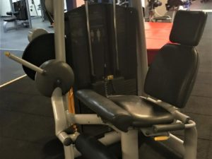 Technogym-GymPartner2 Leg extension