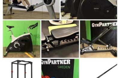 Begagnat-Outlet Hos Träningsspecialisten GymPartner